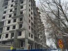 ЖК Каскад - ход строительства, фото 62, Январь 2016