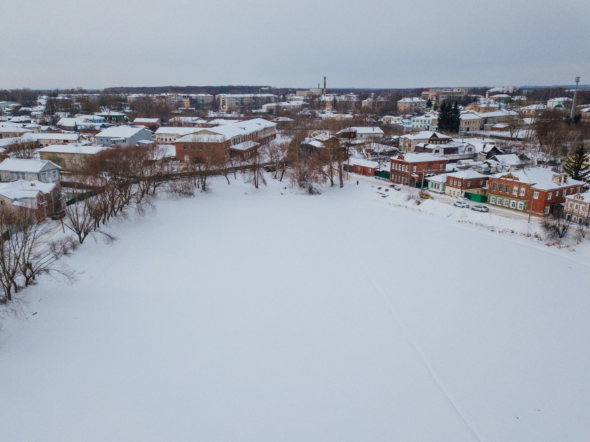 В Богородске проведут очистку Кабацкого озера и сохранят историческую составляющую территории