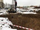 Ход строительства дома № 8 в ЖК Подкова на Цветочной - фото 45, Февраль 2021