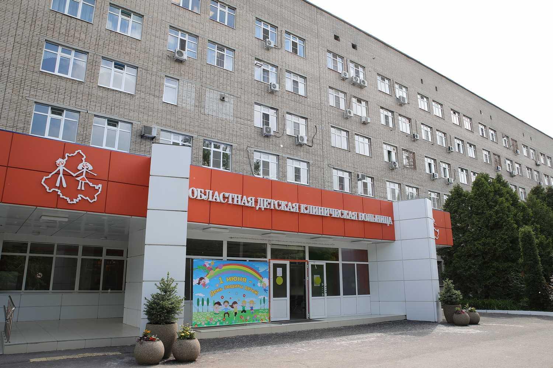 Капитальный ремонт Ростовской ОДКБ закончат в марте 2021 года - фото 1