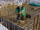 Ход строительства дома Литер 1 в ЖК Первый - фото 140, Январь 2018