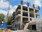 Ход строительства дома № 1 в ЖК Дворянский - фото 82, Июль 2016