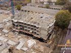 Ход строительства дома Литер 9 в ЖК Звезда Столицы - фото 21, Ноябрь 2019