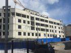 Ход строительства дома №1 в ЖК Воскресенская слобода - фото 42, Март 2017