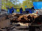 ЖК Островский - ход строительства, фото 62, Октябрь 2019
