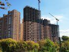 Ход строительства дома № 6 в ЖК Звездный - фото 32, Октябрь 2019