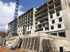 Ход строительства дома № 3 в ЖК Квартет - фото 11, Май 2021
