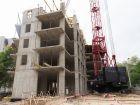 ЖК Розмарин - ход строительства, фото 54, Май 2019
