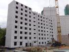 Ход строительства дома 61 в ЖК Москва Град - фото 34, Август 2019