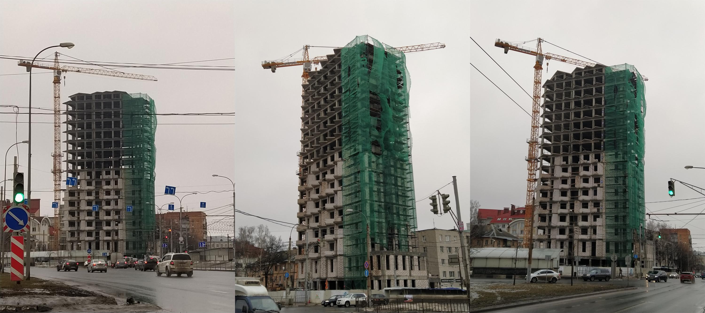 Дом с видом на Небо: проблемы решены, стройка продолжается, открыта продажа новых квартир