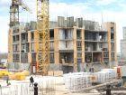 Ход строительства дома Литер 21 в Микрорайон Красный Аксай - фото 38, Февраль 2018