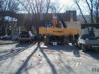 Ход строительства дома Литер 1 в ЖК Грин Парк - фото 40, Март 2020