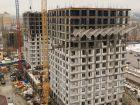 Ход строительства дома № 1 второй пусковой комплекс в ЖК Маяковский Парк - фото 40, Апрель 2021