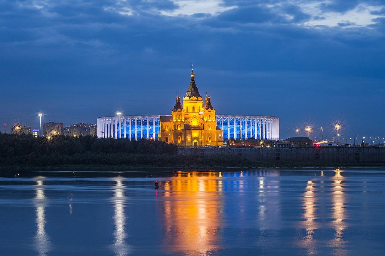 Основные празднования 800-летия Нижнего Новгорода пройдут 21 августа - фото 1