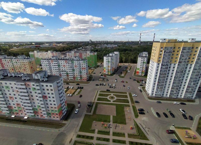 ЖК Бурнаковский - фото 1