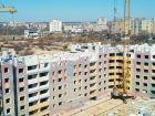 Ход строительства дома на участке № 214 в ЖК Солнечный город - фото 56, Апрель 2018