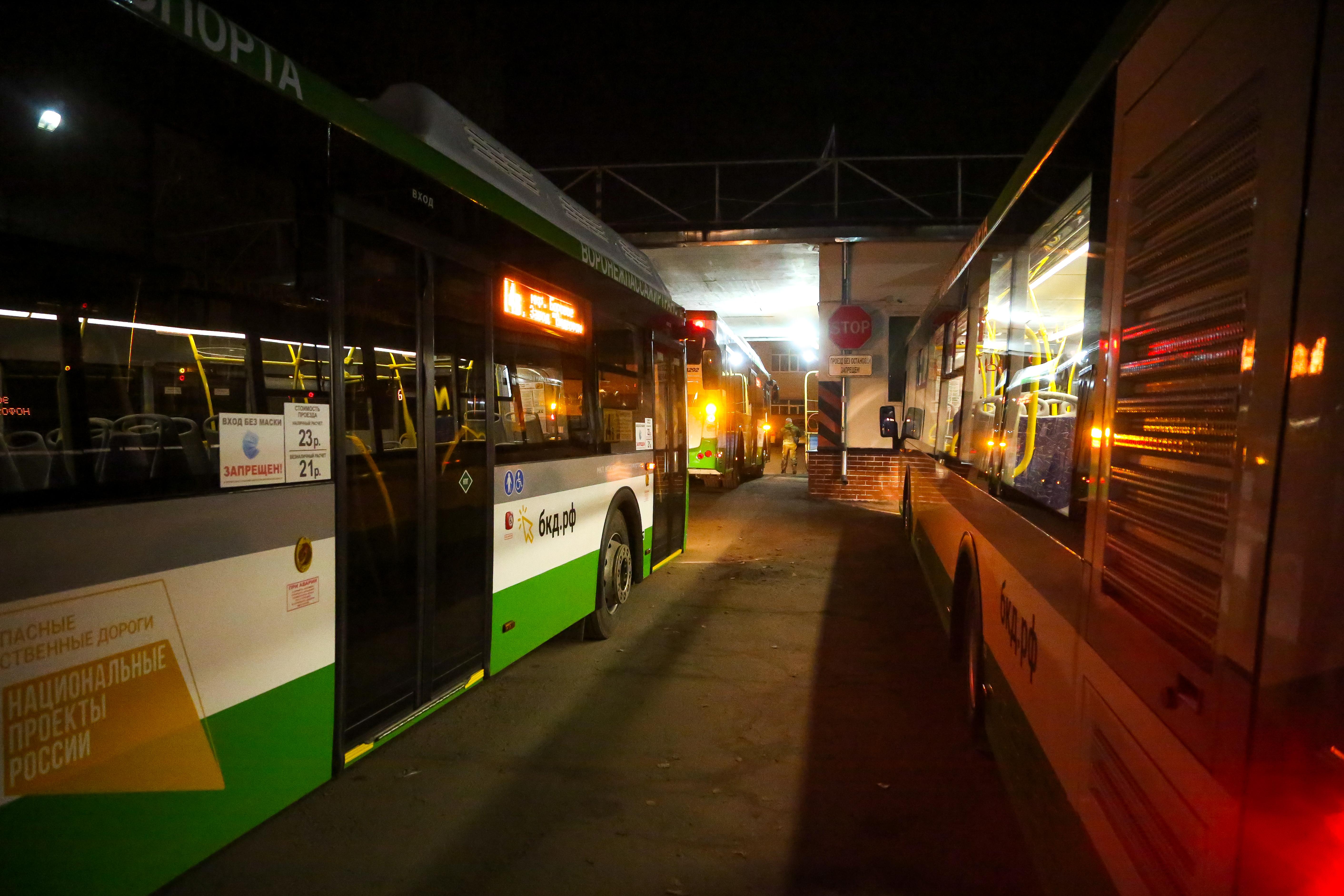 57 новых автобусов вышли на воронежские маршруты 1 декабря - фото 1