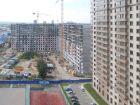 Ход строительства дома № 1 корпус 2 в ЖК Жюль Верн - фото 46, Август 2017