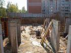 Ход строительства дома № 1 в ЖК Город чемпионов - фото 100, Сентябрь 2014