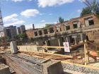 Ход строительства дома ул. Мечникова, 37 в ЖК Мечников - фото 54, Май 2019