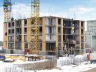 Ход строительства дома Литер 21 в Микрорайон Красный Аксай - фото 41, Февраль 2018