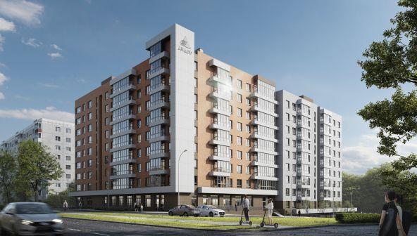 Жилой комплекс (ЖК) «Панин» в Нижнем Новгороде