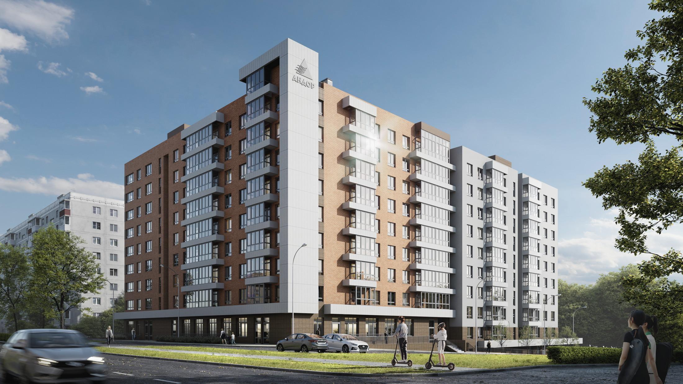 ТОП-5 новостроек бизнес-класса в Нижнем Новгороде с самыми доступными квартирами - фото 1