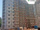 Ход строительства дома № 1 в ЖК Клевер - фото 54, Май 2019
