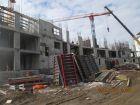 ЖК Университетский - ход строительства, фото 20, Апрель 2021
