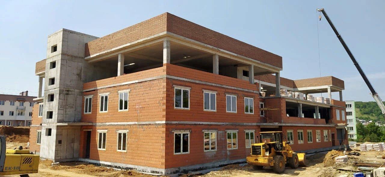 В Жигулевске стартовал новый этап строительства детского сада на 240 мест