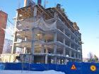 Каскад на Сусловой - ход строительства, фото 35, Февраль 2017