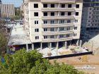 Ход строительства дома Литер 1 в ЖК Звезда Столицы - фото 66, Апрель 2019