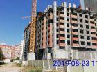 ЖК Новая Тверская - ход строительства, фото 39, Август 2019
