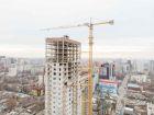 ЖК Онегин - ход строительства, фото 43, Февраль 2021