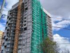 ЖК Олимп - ход строительства, фото 14, Май 2017