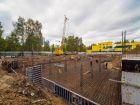 ЖК Каскад на Ленина - ход строительства, фото 159, Сентябрь 2018