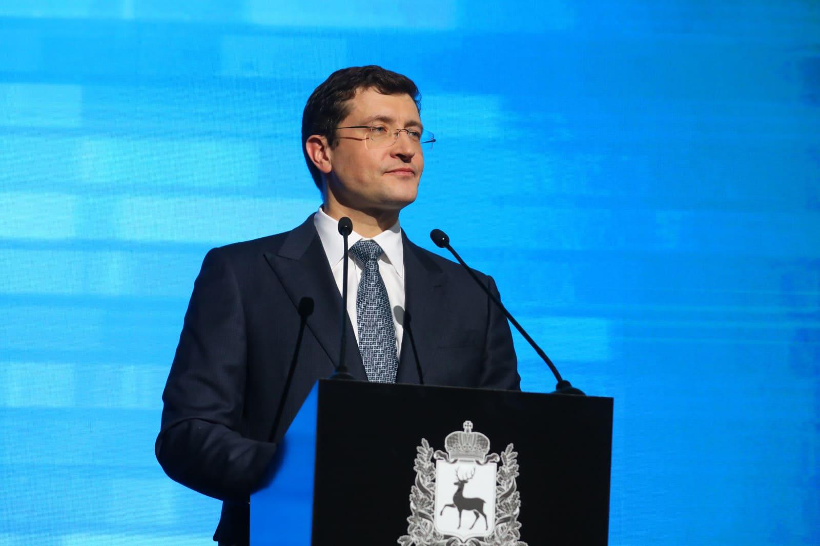 Глеб Никитин рассказал, сколько денег потрачено в Нижегородской области на социальный бизнес