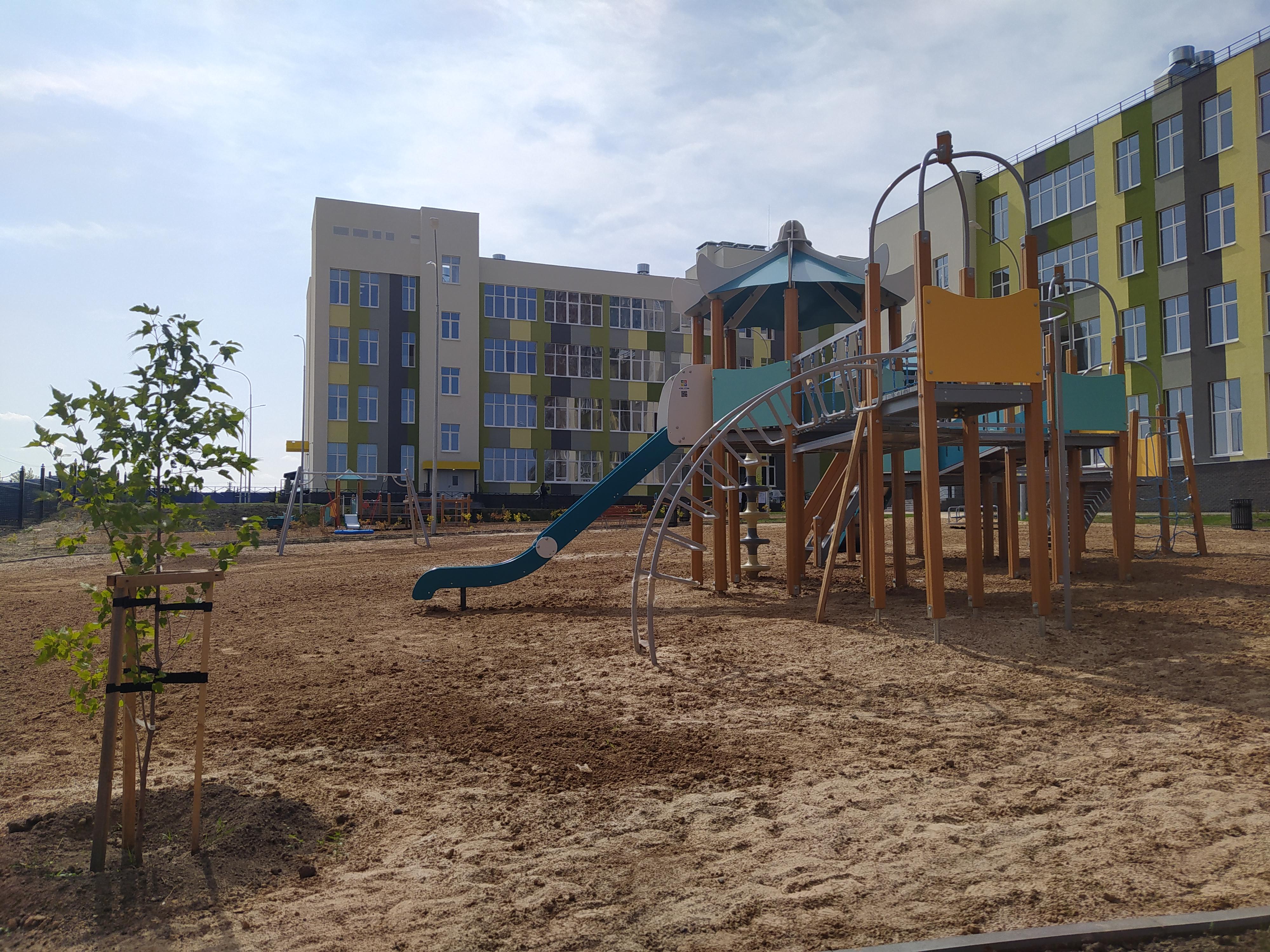 Нижегородские школьники разрабатывают проект «Школа-парк» - фото 1