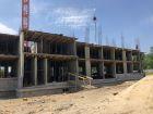 Ход строительства дома № 8 в ЖК Подкова на Цветочной - фото 15, Июль 2021