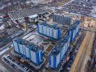 Ход строительства дома № 17 в ЖК Торпедо - фото 7, Декабрь 2019