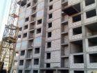 Ход строительства дома № 6 в ЖК Заречье - фото 20, Апрель 2020