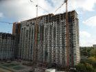 ЖК West Side (Вест Сайд) - ход строительства, фото 80, Октябрь 2019