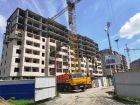 Ход строительства дома № 38 в ЖК Три Сквера (3 Сквера) - фото 18, Июнь 2021