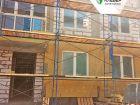 Ход строительства дома № 1 в ЖК Клевер - фото 52, Май 2019