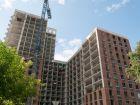 Комплекс апартаментов KM TOWER PLAZA (КМ ТАУЭР ПЛАЗА) - ход строительства, фото 60, Август 2020