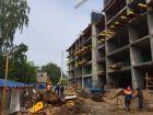 Жилой дом Каскад на Даргомыжского - ход строительства, фото 40, Июнь 2016