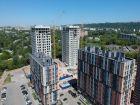 Ход строительства дома №2 в ЖК Октава - фото 10, Июнь 2018