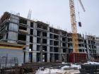 Ход строительства дома № 1 в ЖК Книги - фото 39, Январь 2021
