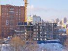 Каскад на Сусловой - ход строительства, фото 36, Февраль 2017