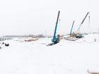 Ход строительства дома № 21 в ЖК КМ Анкудиновский парк - фото 14, Март 2021
